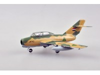EASY MODEL MODELLINO ASSEMBLATO AEREO MIG-15 UTI IRAQ AIR FORCE 1980 1/72