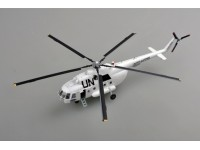 EASY MODEL MODELLINO MONTATO ELICOTTERO MI-17 UNITED NATIONS 1/72