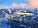 MODELLISMO TRUMPETER KIT MODELLINO AEREO F-14D SUPER TOMCAT 1/32