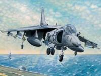 MODELLISMO TRUMPETER KIT MODELLINO AEREO AV-8B HARRIER II 1/32
