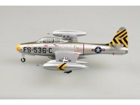 EASY MODEL MODELLINO MONTATO AEREO F-84E-25 DONALD JAMES 1/72