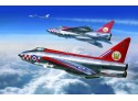 MODELLISMO TRUMPETER KIT MODELLINO AEREO ENGLISH ELECTRIC BAC LIGHTNING F.1A/F3 1/32