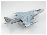MODELLISMO TRUMPETER KIT MODELLINO AEREO AV-8B NIGHT ATTACK HARRIER II 1/32