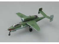 EASY MODEL MODELLINO MONTATO AEREO 1./JG1 LECK AIRFIELD GERMANY MAY 1945 1/72