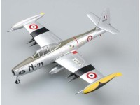 EASY MODEL MODELLINO MONTATO AEREO F-84G-6 FRENCH AIR FORCE 1952 1/72