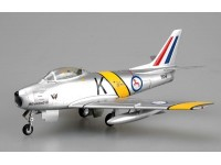 EASY MODEL MODELLINO MONTATO AEREO F-86F-30 KOREAN WAR 1/72