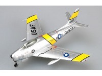 EASY MODEL MODELLINO MONTATO AEREO F-86 BILLIE MARGIE 1953 1/72