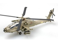 EASY MODEL MODELLINO MONTATO ELICOTTERO HELICOPTER AH-64A US ARMY IFOR BOSNIA 1996 1/72