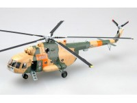 EASY MODEL MODELLINO MONTATO ELICOTTERO GERMAN ARMY RESCUE GROUP MI-8T No.93+09 1/72
