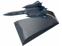 DRAGON MODELLINO ASSEMBLATO AEREO SR-71 A BLACKBIRD 1/400 IN METALLO