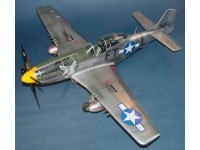 MODELLISMO TRUMPETER KIT MODELLINO AEREO N.A. P-51D MUSTANG IV 1/24