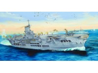 MODELLISMO MERIT KIT MODELLINO NAVE HMS ARK ROYAL 1939 1/350