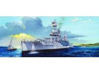 MODELLISMO TRUMPETER KIT MODELLINO NAVE USS NEW YORK BB-34 1/350