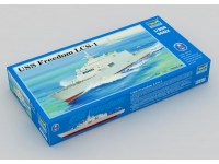 MODELLISMO TRUMPETER KIT MODELLINO NAVE USS FREEDOM LCS-1 1/350