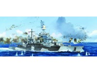 MODELLISMO TRUMPETER KIT MODELLINO NAVE USS COLORADO BB-45 1944 1/700