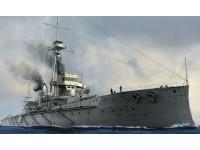 MODELLISMO TRUMPETER KIT MODELLINO NAVE HMS DREADNOUGHT 1907 1/700