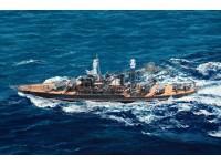 MODELLISMO TRUMPETER KIT MODELLINO NAVE USS WEST VIRGINIA BB-48 1941 1/700