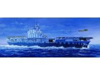 MODELLISMO TRUMPETER MODELLINO DA MONTARE NAVE USS HORNET CV-8 1/700