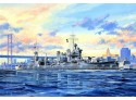 MODELLISMO TRUMPETER KIT MODELLINO NAVE USS QUINCY CA-39 1/700