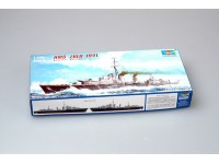 MODELLISMO TRUMPETER KIT MODELLINO NAVE TRIBAL-CLASS DESTROYER HMS ZULU (F18) 1941 1/700
