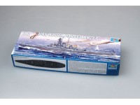MODELLISMO TRUMPETER KIT MODELLINO NAVE USS SOUTH DAKOTA BB-57 1/700
