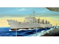 MODELLISMO TRUMPETER KIT MODELLINO NAVE USS SACRAMENTO AOE FAST COMBAT SUPPORT SHIP 1/700