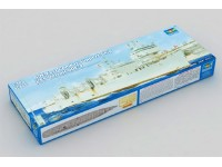 MODELLISMO TRUMPETER KIT MODELLINO NAVE AOE FAST COMBAT SUPPORT SHIP USS DETROIT (AOE-4) 1/700