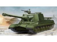 TRUMPETER MODELLINO DA MONTARE CARRO ARMATO SOVIET OBJECT 268 1/35