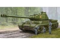 TRUMPETER MODELLINO DA MONTARE CARRO ARMATO SOVIET JS-2M HEAVY TANK EARLY 1/35