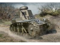 HOBBY BOSS KIT MONTAGGIO MODELLINO CARRO ARMATO SOVIET T-18 LIGHT TANK MOD. 1927 1/35
