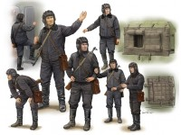 TRUPETER KIT PERSONAGGI SOLDATINI SOVIET SOLDIER SCUD B CREW 1/35
