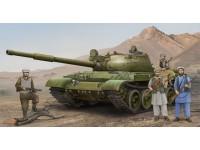 TRUMPETER MODELLINO DA MONTARE CARRO ARMATO RUSSIAN T-62 MOD.1975 MOD.1962+KTD2 1/35
