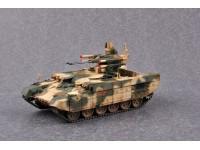 TRUMPETER MODELLINO DA MONTARE CARRO ARMATO RUSSIAN OBJ.199 RAMKA BMPT 1/35