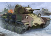 HOBBY BOSS KIT MONTAGGIO MODELLINO CARRO ARMATO T-50 TANK 1/35
