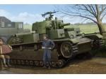 HOBBY BOSS SCATOLA MONTAGGIO MODELLINO CARRO ARMATO SOVIET T-28 MEDIUM TANK CONE TURRET 1/35