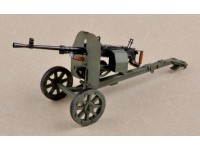 MERIT MODELLINO MONTATO MITRAGLIATRICE SG-43/SGM MACHINE GUN 1/6