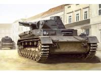 HOBBY BOSS KIT MONTAGGIO MODELLINO CARRO ARMATO GERMAN PANZERKAMPFWAGEN IV AUSF C 1/35