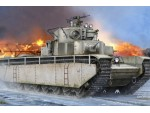HOBBY BOSS KIT MONTAGGIO MODELLINO CARRO ARMATO SOVIET T-35 HEAVY TANK BEFORE 1938 1/35