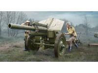 TRUMPETER KIT MODELLINO OBICE SOVIET 122 MM HOWITZER 1938 M-30 LATE VERSION 1/35