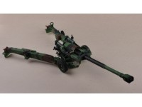 MERIT MODELLINO MONTATO CANNONE TRAINATO US M198 155mm TOWED HOWITZER 1/16