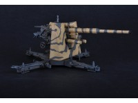MERIT MODELLINO MONTATO CANNONE CONTRAEREO GERMAN FLAK 33 88mm ANTI AIRCRAFT GUN 1/18