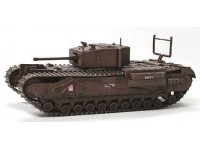 DRAGON KIT MODELLINO CARRO ARMATO CHURCHILL MK.III DIEPPE 1942 1/72