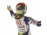 MINICHAMPS MODELLINO PILOTA V. ROSSI WORLD CHAMPION MOTOGP 2008 IN RESINA
