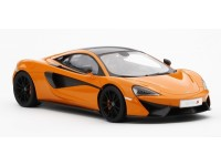 TSM MODEL MODELLINO AUTO McLAREN 570S ORANGE 2015 TOP SPEED