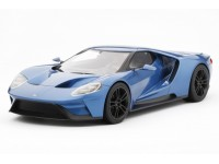 TSM MODEL MODELLINO AUTO FORD GT 2015 LIQUID BLUE TOPSPEED