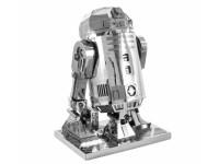 METAL EARTH MODELLINO STAR WARS R2-D2 BIG ASSEMBLATO IN METALLO