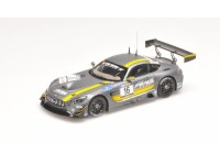 MINICHAMPS MODELLINO AUTO MERCEDES BENZ AMG GT3 JAGER SEYFFARTH BUURMANN VLN OCTOBER 2015