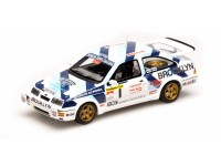 MINICHAMPS MODELLINO AUTO FORD SIERRA RS COSWORTH RALLY 1986 AYRTON SENNA COLLECTION