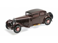 MODELLINO BENTLEY SPEED SIX CORSICA COUPE' 1930 IN RESINA 1/18 MINICHAMPS
