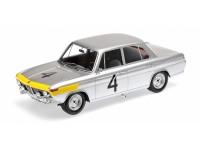 MODELLINO BMW 1800 TISA ICKX VAN OPHEM WINNER 24H SPA 1965 IN RESINA MINICHAMPS